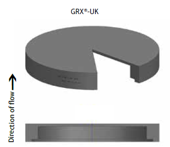 Graphite rupture disc GRX<sup>®</sup>